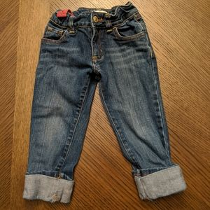 Old Navy Cuffed Jeans
